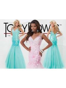 платье вечернее TONY BOWLS модель 114501