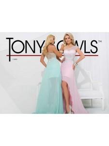 платье вечернее TONY BOWLS модель 114502