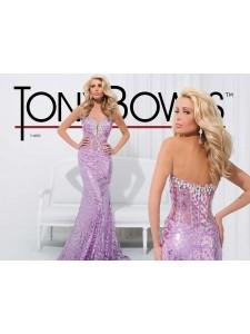 платье вечернее TONY BOWLS модель 114503