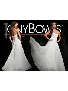 платье вечернее TONY BOWLS модель 114507