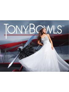 платье вечернее TONY BOWLS модель 114508