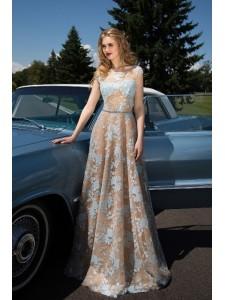 платье вечернее Pollardi 17 модель PL5023 Merilyn