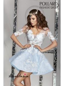 платье вечернее Pollardi 16 модель C56678-b