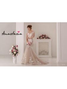 Свадебное платье коллекция Virdginia 5 модель LV2313