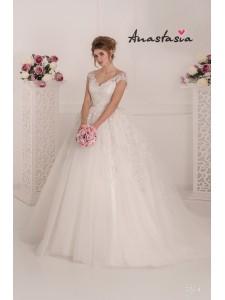Свадебное платье коллекция Virdginia 5 модель LV2314