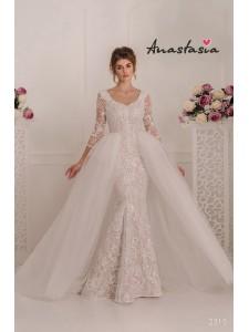 Свадебное платье коллекция Virdginia 5 модель LV2315
