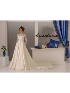 Свадебное платье коллекция Virdginia 5 модель LV2317