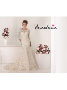 Свадебное платье коллекция Virdginia 5 модель LV2319