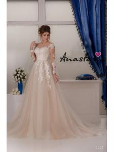 Свадебное платье коллекция Virdginia 5 модель LV2321