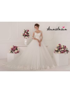 Свадебное платье коллекция Virdginia 5 модель LV2323